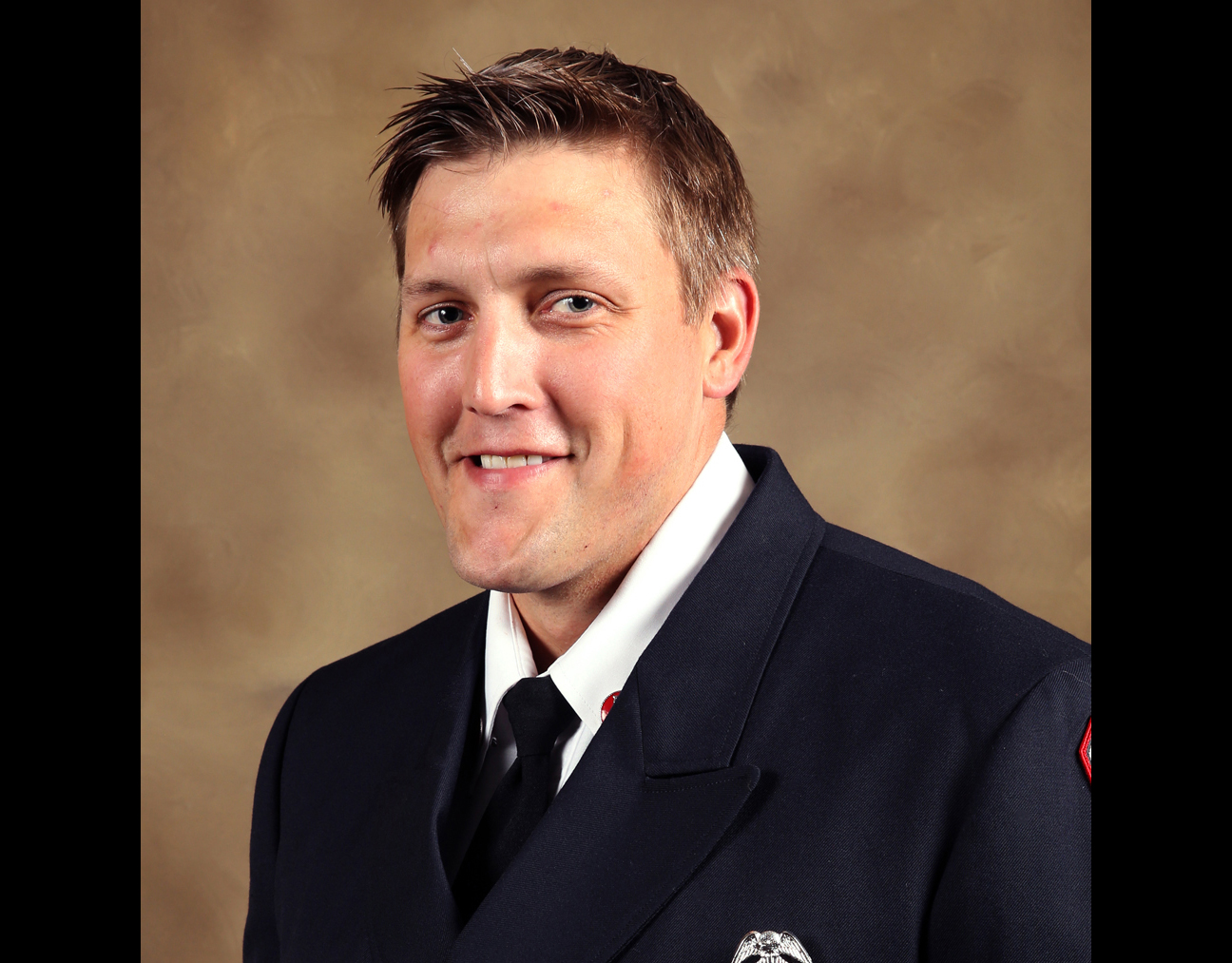Fire Chief Andrew Slama